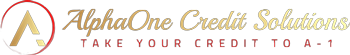 AlphaOne Credit Repair Solutions Logo
